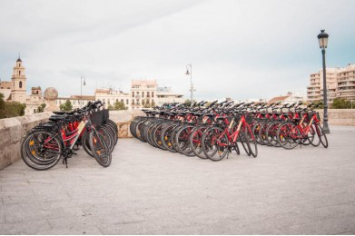 Bike Tours in Valencia